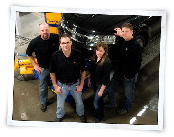 Gaylord Collision Team
